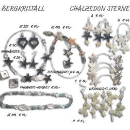 Ketten Bergkristall