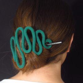 Gancho de cabelos grande – große Haarspange