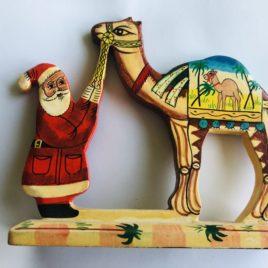 Santa & Kamel