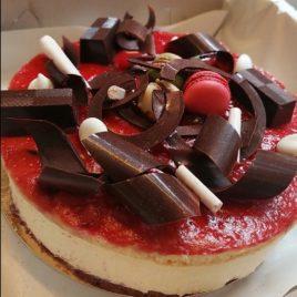 Festtags-Torte Schoko-Praline | Exotic Mousse