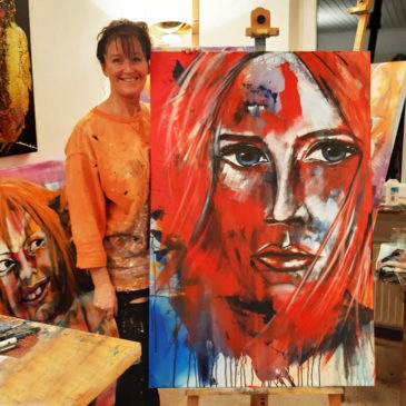 Atelier monaArt | Kunst Mut Energetik