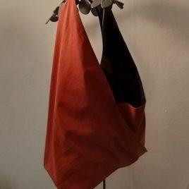 Tasche Sari im Rot