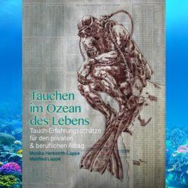 """Buch """"Tauchen im Ozean des Lebens – Taucherfahrungsschätze für den privaten & beruflichen Alltag"""""""