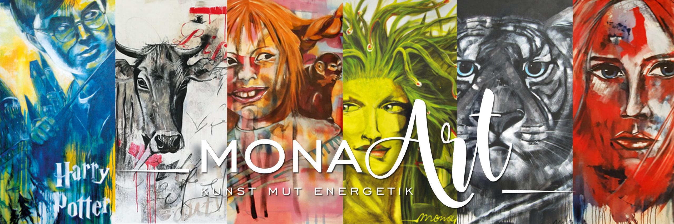 monaArt-Kunst Shop