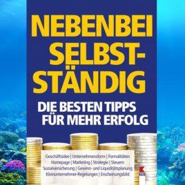 """Bestseller """"Nebenbei selbständig"""" von Multi-Autor Manfred Lappe"""